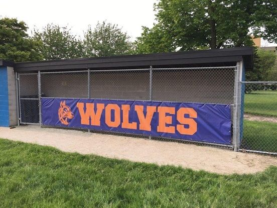 Dugout Windscreen Wind Screen Dugout Vinyl