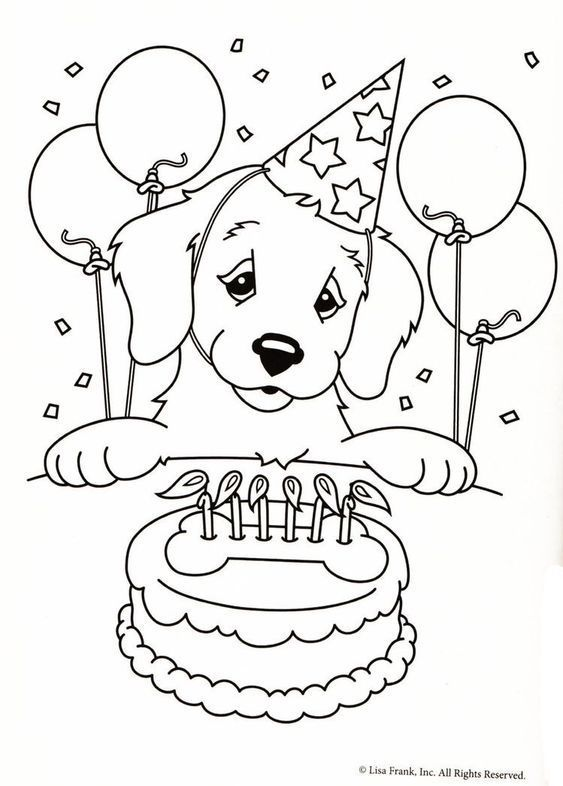 Puppy Coloring Pages To Print Coloringpagesfree
