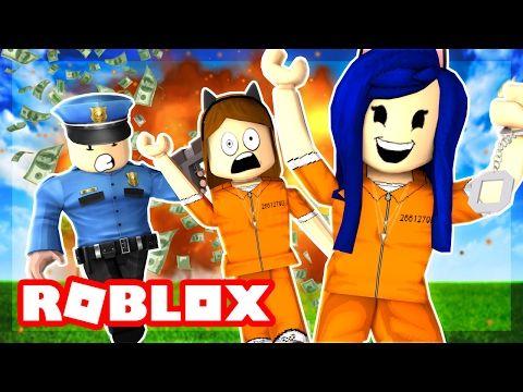 Escape The Prison Obby In Roblox Youtube Roblox Prison