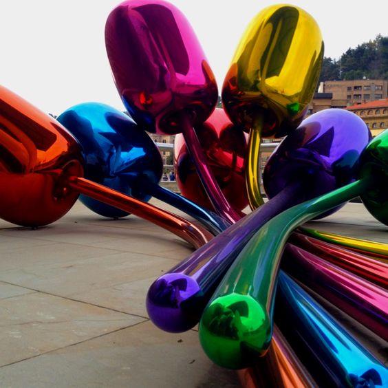 Escultura Bilbao