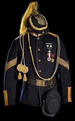 Indian military dress uniform