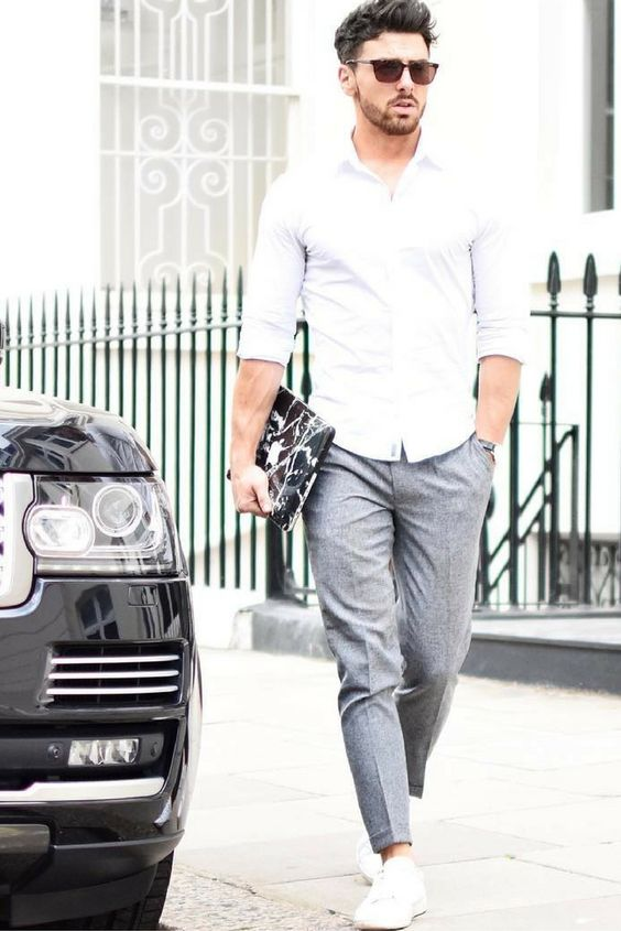 Minimalist Outfit For Men. #mens #fashion #style