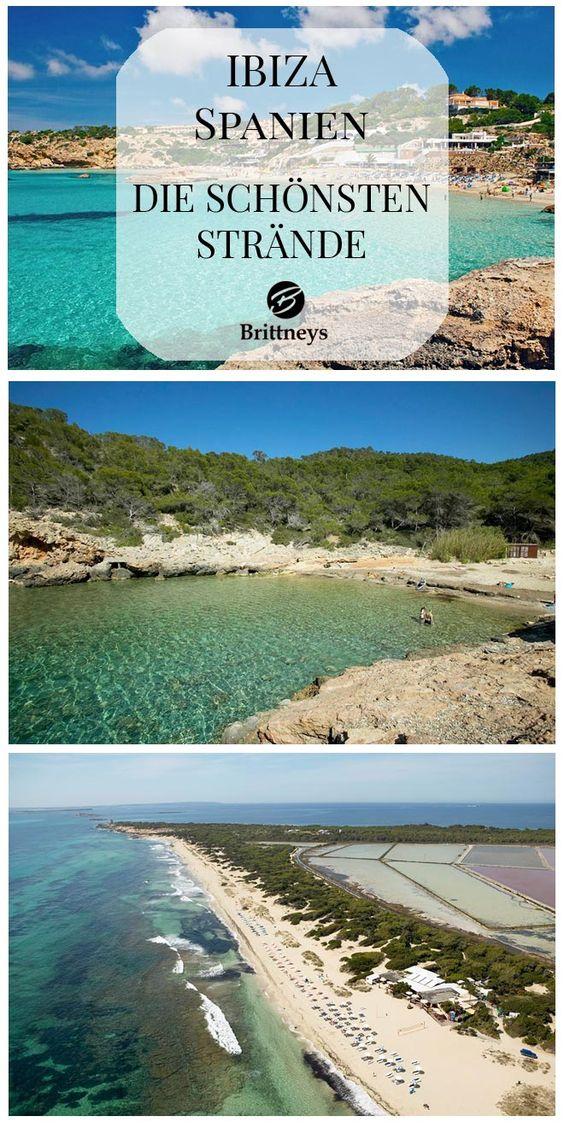 DIE SCHÖNSTEN STRÄNDE AUF IBIZA – EIN ÜBERBLICK #Spanien #Ibiza #Strände