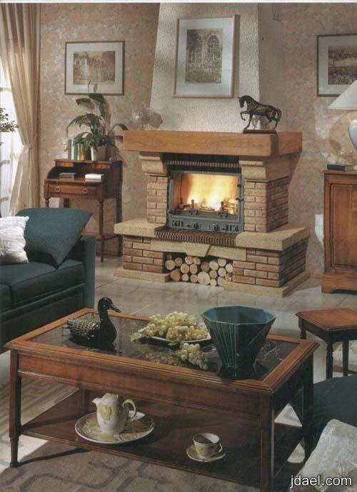 ديكور دفايات حجر اردني 2013 تصاميم دفايات حجر هاشمي ديكورات Decor Home Decor Home