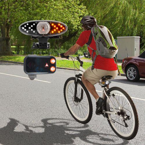 Clignotants Vélo Bluetooth