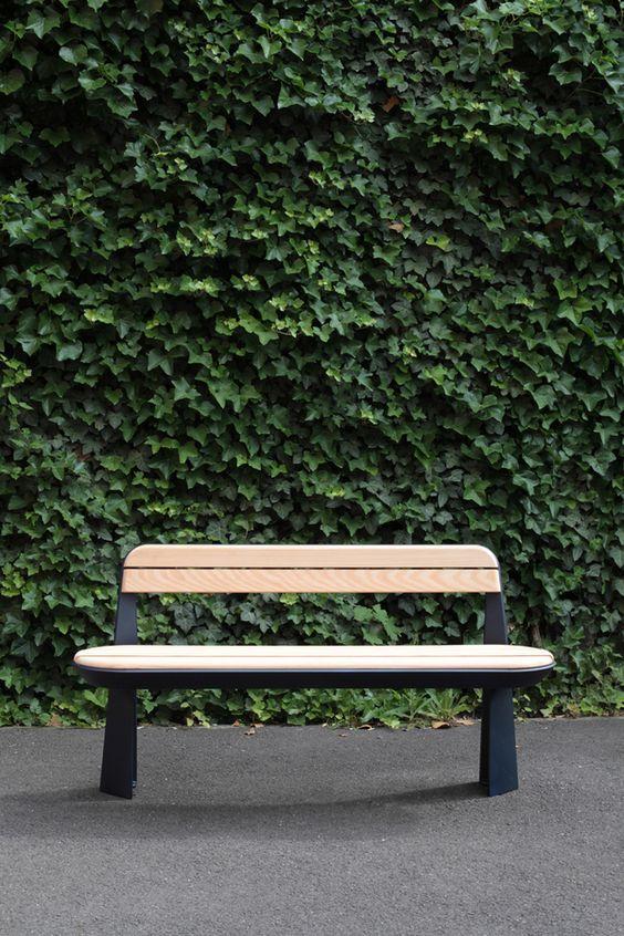 PRODUCT / poa street furniture by studio brichetziegler