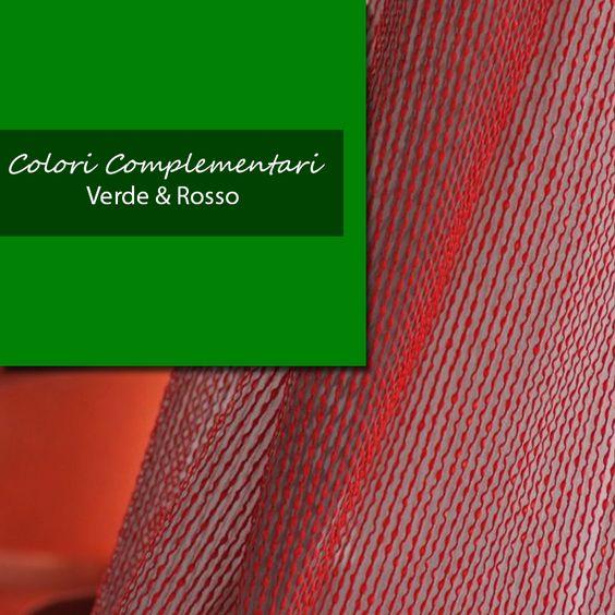Arredare con i colori complementari da un tocco in più a tutti gli ambienti. Oggi vi proponiamo di abbinare tessuti #Rossi ad eleganti pareti o motivi d'arredo #Verdi! Effetto assicurato. ;)  Nella foto: #Tessuto #Mykonos, #Collezione #Movida.  #tessuti #interiordesign #tendaggi #textile #textiles #fabric #homedecor #homedesign #hometextile #decoration Visita il nostro sito www.ctasrl.com e scarica le nostre brochure su: http://bit.ly/1nhrLQM