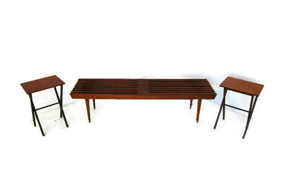 http://www.ebay.com/itm/Mid-Century-Modern-Extendable-Slat-Coffee-Table-with-Removable-end-tables-/172339958833?ssPageName=STRK:MESE:IT