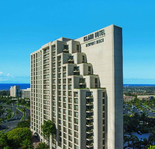Island Hotel Newport Beach Luxpitality Conference
