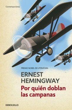 EL LIBRO DEL DÍA     Por quién doblan las campanas de Ernest Hemingway.  http://www.quelibroleo.com/por-quien-doblan-las-campanas 23-9-2012
