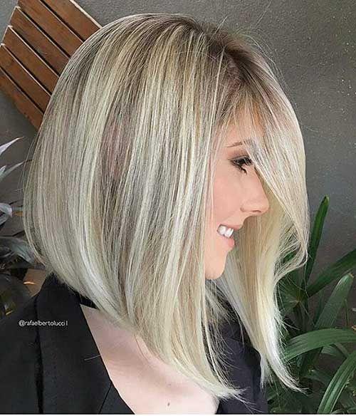 Cortes de cabelo degradê feminino 2020 curto
