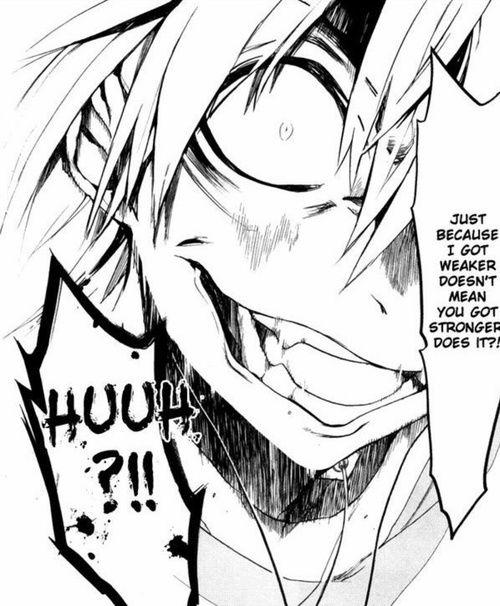 Afbeeldingsresultaat Voor Crazy Anime Expressions Anime Expressions Anime Yandere Anime
