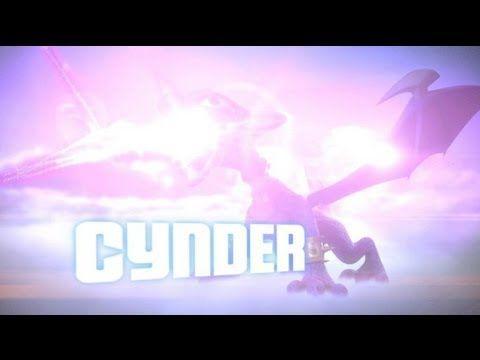 Skylanders - Cynder Heroic Challenge