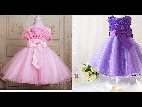Vestidos De Tul Para Niñas Espectaculares Youtube