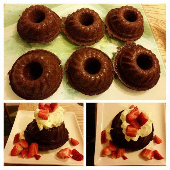 Pecan chocolate brownies