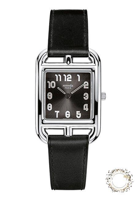 Bracelet de montre, noir ou marron (le plus chic)