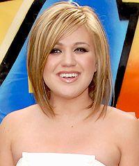 Kelly Clarkson Bob Haircut Side View Kelly Clarkson