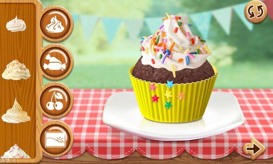 Wedding Cupcake - Bakery Salon – екранна снимка