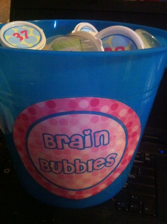 brain bubbles
