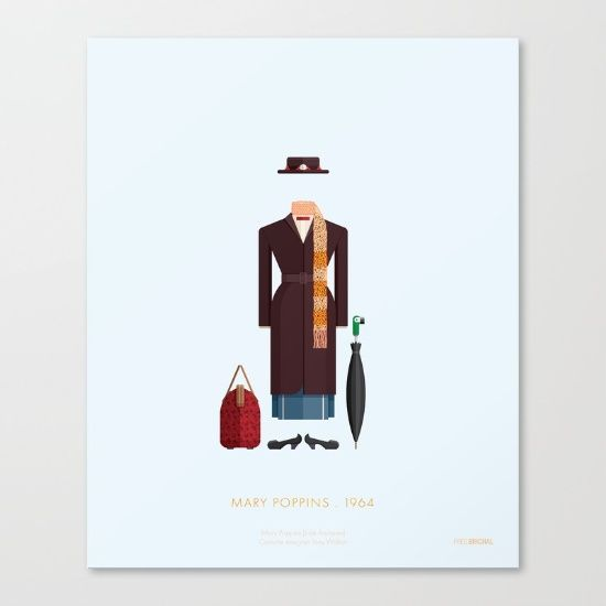 mary poppins, hollywood, costume, classic, blue, movie, cinema