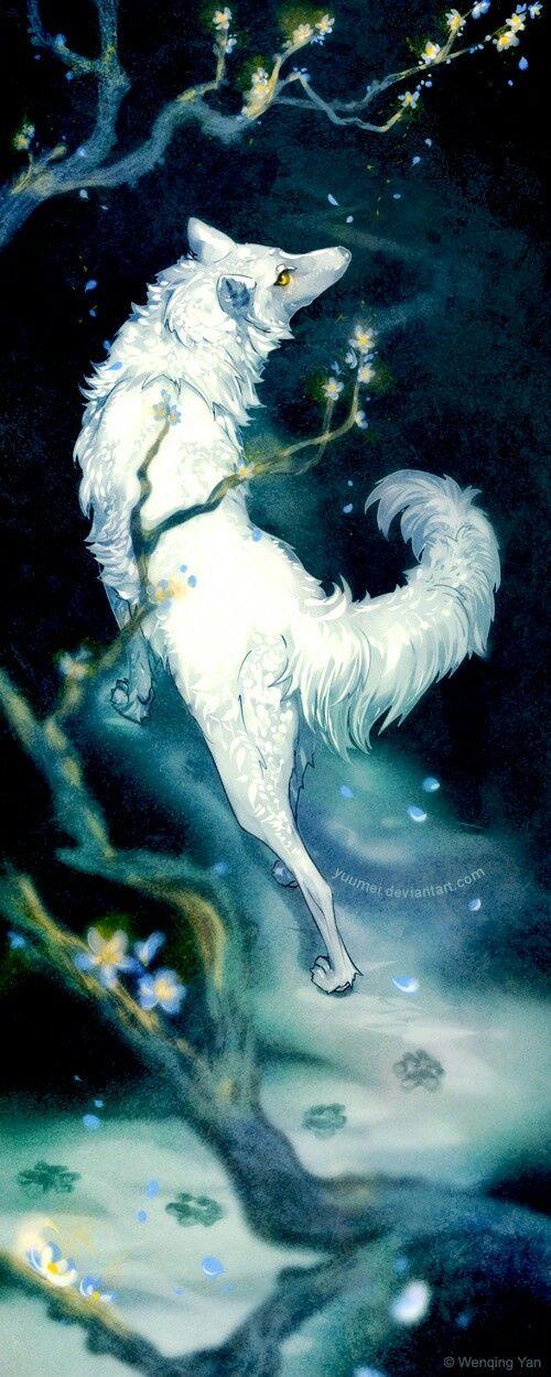 anime animal おしゃれまとめの人気アイデア pinterest 2020 nursyafawati binte yatim イラスト 狼 アニメ狼 動物のスケッチ