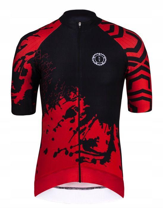 Koszulka Kolarska Pro Rozmiar M Vikasport Puma Jacket Athletic Jacket Jackets