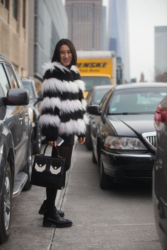 Pin for Later: Street Style bei der New York Fashion Week