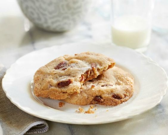 Spiced Butter Pecan Cookies | Recipe | The Daily Meal