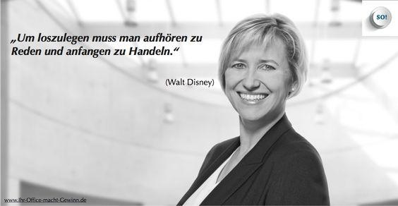 #Zitat der Woche www.Ihr-Office-macht-Gewinn.de