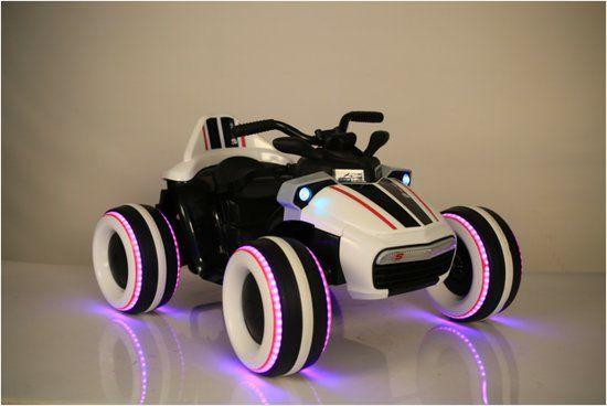 Leukste Accuvoertuig Voor Kleuters Kinderquad Deze Elektrische Kinderquad Is Een Supergave Uitvoering Met Allerl Elektrisch Voertuig Speelgoed Power Wheels