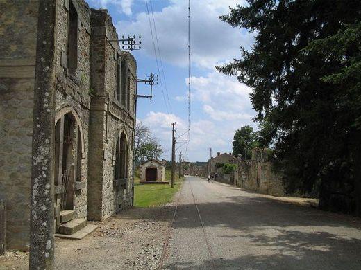 Πόλεις Φαντάσματα Ανά Τον Κόσμο Vol.1 / Oradour-sur-Glane, France