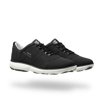 Buy Nebula women's sneakers in black. Wide selection and Free returns at Geox.com.