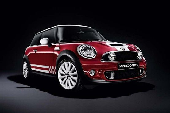 Mini Cooper S Aaltonen - so cute!