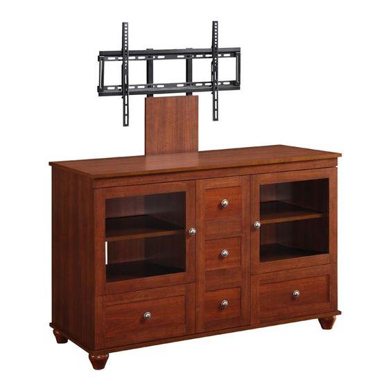 """47"""" TV Stand in Oak"""