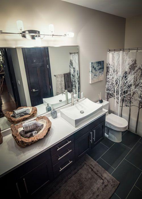 Dip Into An Urban Oasis Design Living Modern Style Bathroom Bathroom Style Beautiful Bathrooms
