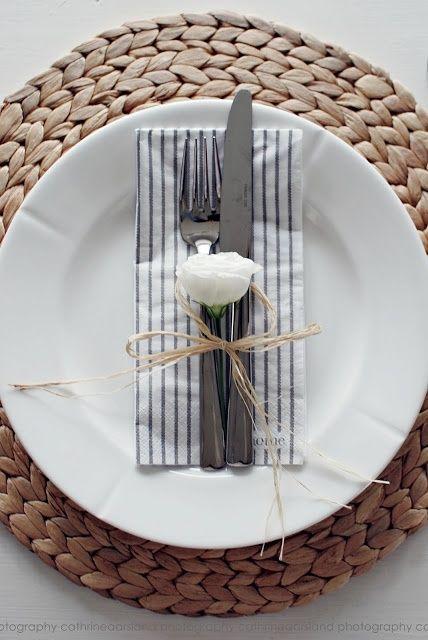 rattan place mat