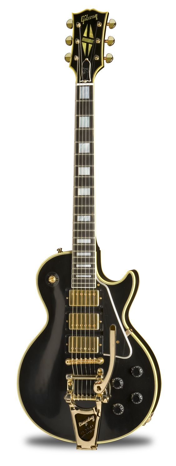 "Jimmy Page Gibson (yep, I'm a Zeppelin fan ...and write about it in my book ""Dispatches from an Island Surrounded by Cows"" http://armadilloisland.com/straddling-the-border/"