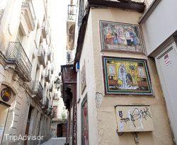 LA VIDA CONTEMPORÁNEA: VIAJES El famoso Barrio Gòtico (Barri Gòtic) de Barcelona. Lee y toma notas del Barrio Gótico de Barcelona.