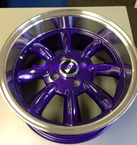 Scion Tc Performance Parts >> 15 4x100 Wheels Purple Rims 4 Lug Low Offset 10 Fit Crux Civic Integra Yaris | eBay | (project ...