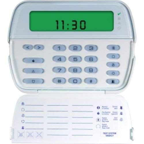 64 Zone Picture Icon Keypad Review Alarm Systems For Home Home Security Alarm System Home Security Systems