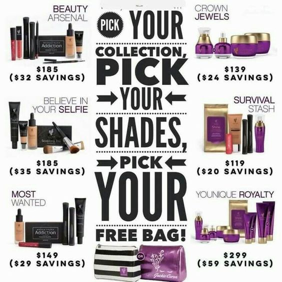 http://youniqueproducts.com/stephaniestinemetz #younique #collections