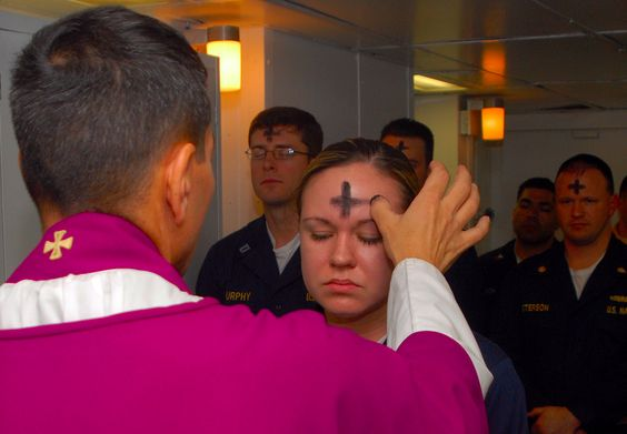 Infinity House: The Meaning Behind Ash Wednesday