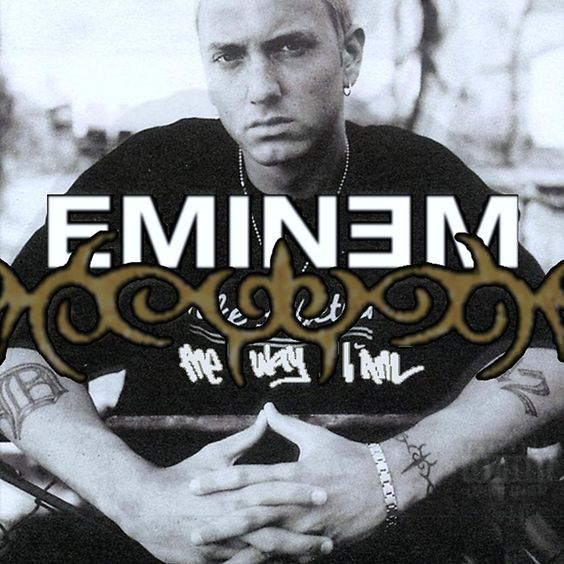 Eminem – The Way I Am (single cover art)