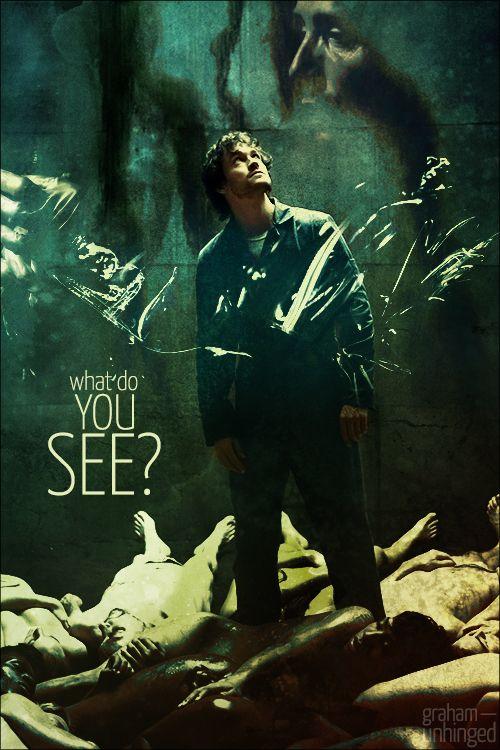 """What do you see?"" ||| Hannibal 2x02 ""Sakizuke"""