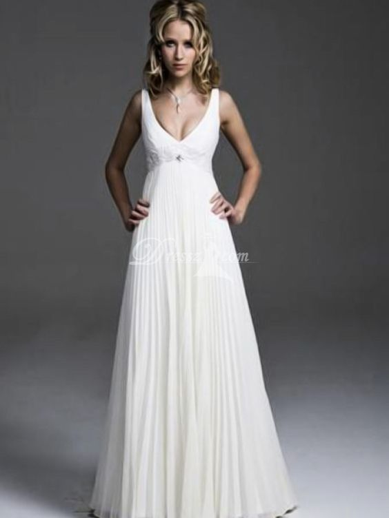 Modern Casual Wedding Dress : Wedding stuff dress casual gorgeous