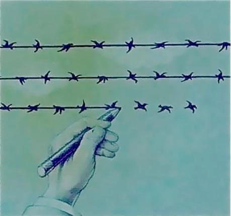 que ninguna cerca impida poner a volar tu imaginación...