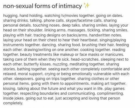 Platonic relationship non What is
