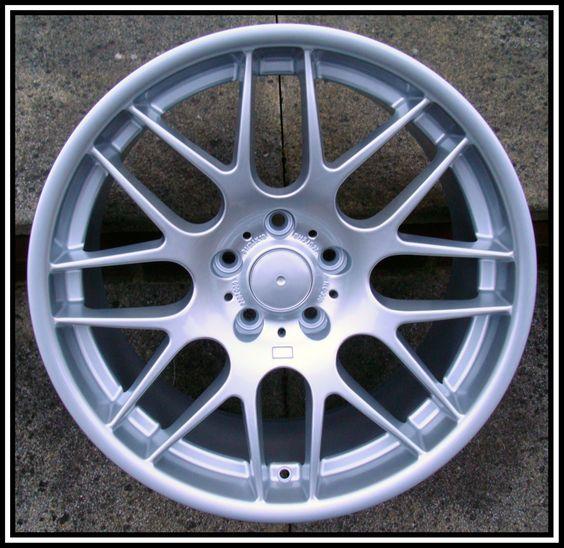2013 BMW M3 wheels