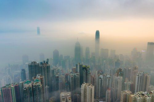 Air Pollution May Lead to Obesity and Diabetes, Study Finds #AirPollution #China #Beijing #Obesity #Diabetes #Health