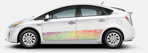 2012 Toyota Prius Plug In Hybrid Prius Toyota Prius Fuel Cell